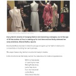 "Preview of ""Fashion and Beauty- Self...- Huddersfield Examiner""_Page_1"